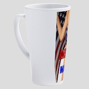 AMERICAN MADE 17 oz Latte Mug