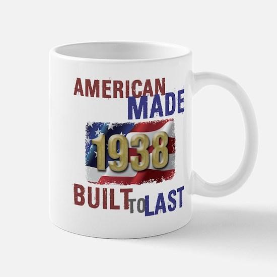 1938 American Made Mugs