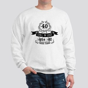 40th Anniversary Sweatshirt