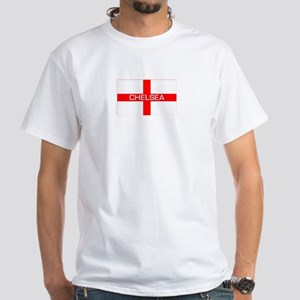 St Georges Cross - Chelsea White T-Shirt