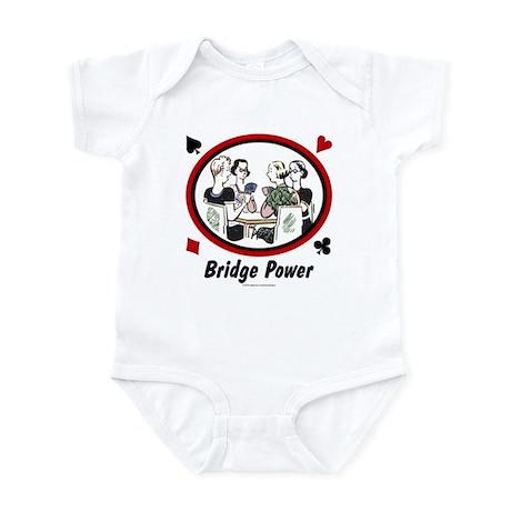 Bridge Power Infant Creeper