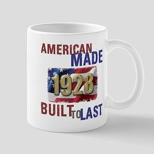 1928 American Made Mugs