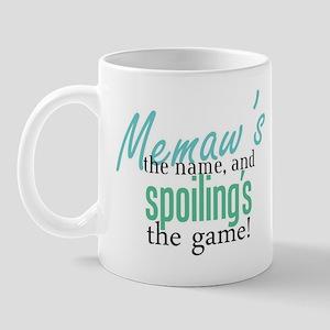 Memaw's the Name! Mug