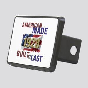1928 American Made Rectangular Hitch Cover
