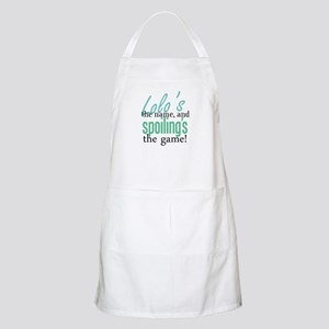 Lolo's the Name! BBQ Apron