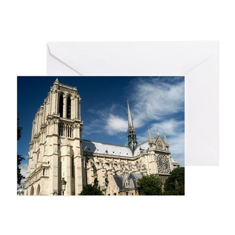 Notre Dame Greeting Cards (Pk of 20)