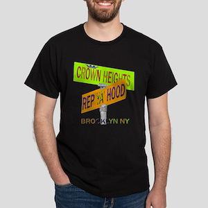 REP CROWN HEIGHTS Dark T-Shirt