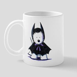 Batdog Westie Mug