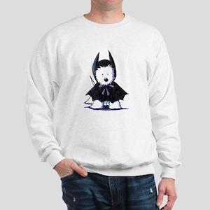 Batdog Westie Sweatshirt