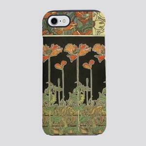 Alphonse Mucha Vintage Popul iPhone 8/7 Tough Case