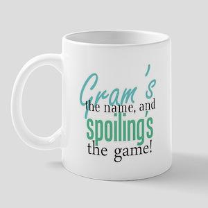Gram's the Name! Mug