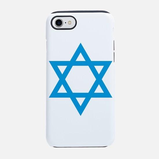 Star of David iPhone 8/7 Tough Case