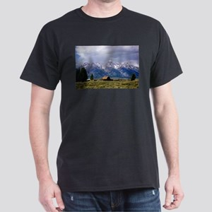 Grand Tetons National Park Dark T-Shirt