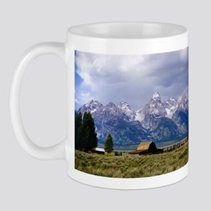 Grand Tetons National Park Mug
