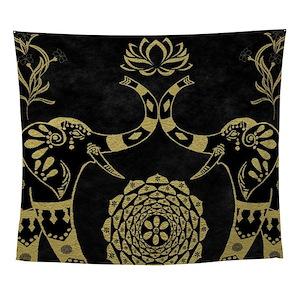 Black Tapestries Cafepress