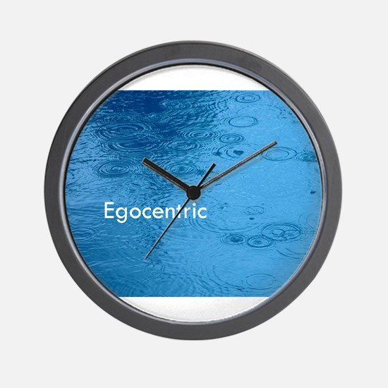 Egocentric Wall Clock