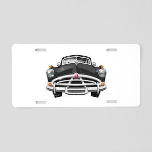 1951 Hudson Aluminum License Plate