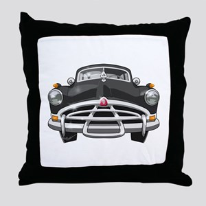 1951 Hudson Throw Pillow
