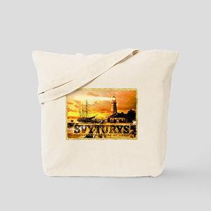 Svyturys Light House Tote Bag