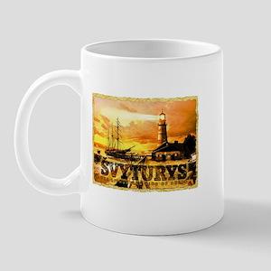 Svyturys Light House Mug