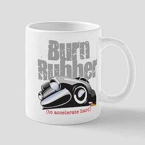 Burn Rubber Mug