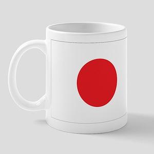 Japanese Flag Mug