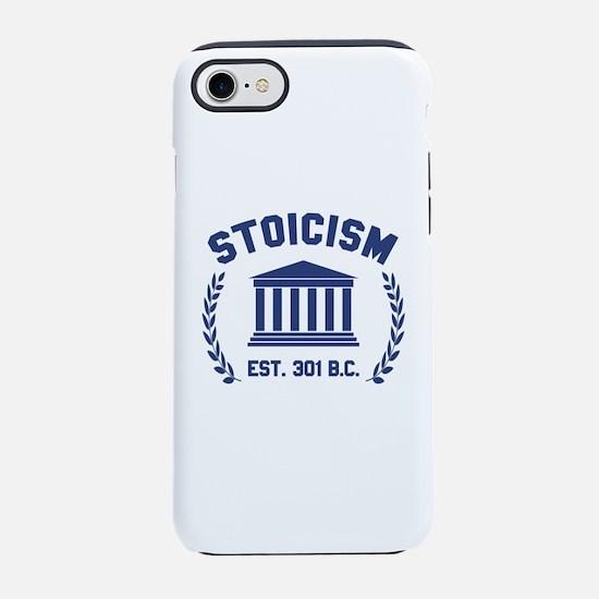 Stoicism iPhone 8/7 Tough Case