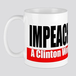 Impeach Hillary Mug