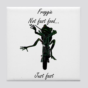 Froggy Tile Coaster