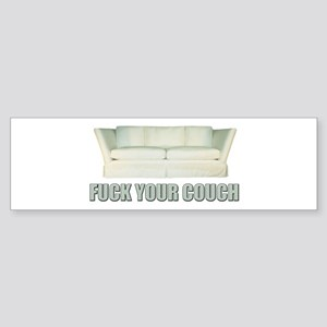 Chappelle's Show - Fuck Your Couch Sticker (Bumper