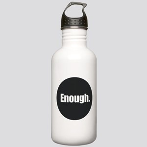 Enough. Stainless Water Bottle 1.0L