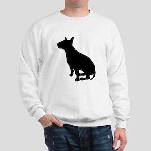 Bull Terrier Dog Breed Sweatshirt