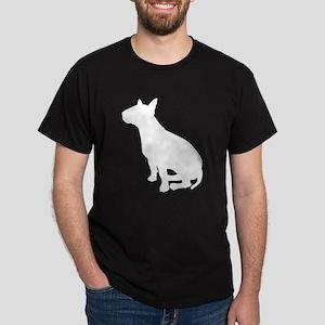 Bull Terrier Dog Breed Dark T-Shirt