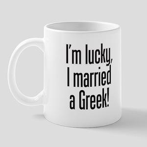 Married a Greek Mug