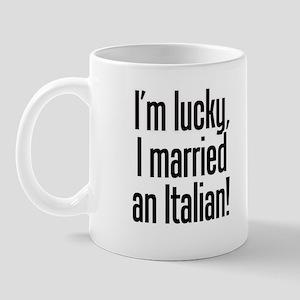 Married an Italian Mug