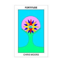 Fortitude By Chris Moors 11x17 Posters