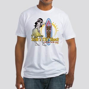 Tank's Surfboard Fitted T-Shirt