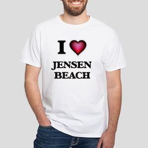 I love Jensen Beach Florida T-Shirt