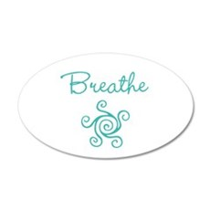 Breathe Wall Decal