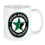 Texas Bigfoot Mug
