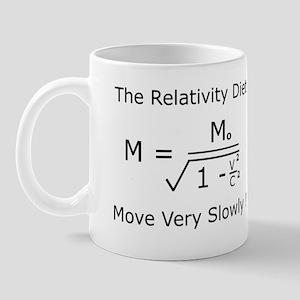 The Relativity Diet Mug