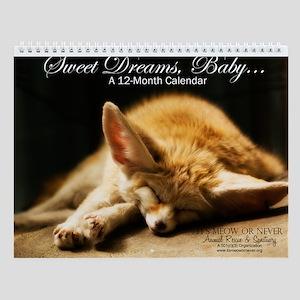 """Sweet Dreams, Baby"" Calendar"