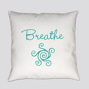 Breathe Everyday Pillow