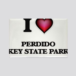I love Perdido Key State Park Florida Magnets