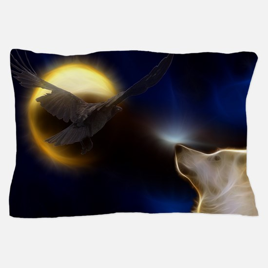 Shamanic Journey Pillow Case