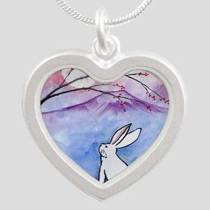 Moon Bunny Necklaces