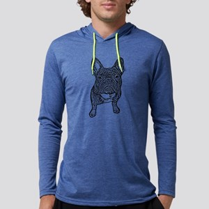 BIG FRENCHIE SKETCH Long Sleeve T-Shirt