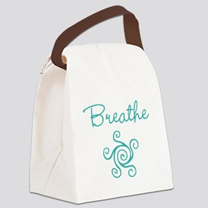 Breathe Canvas Lunch Bag