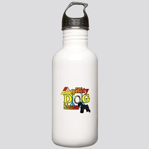 Schnauzer Agility Stainless Water Bottle 1.0L
