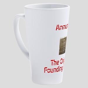 Annunaki 17 oz Latte Mug
